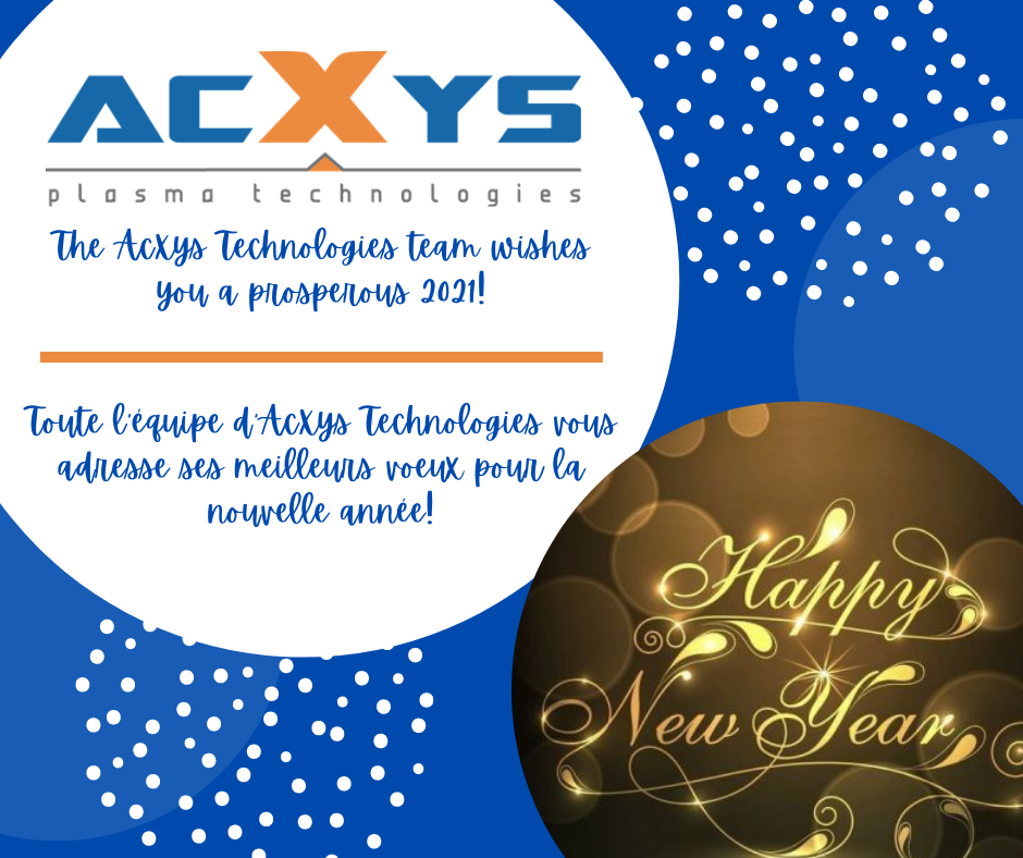 AcXys wishes you the best for this coming year!